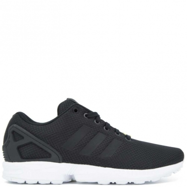 Sneakers ZX Flux in tessuto BLACK1/BLACK