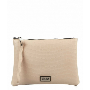 Beauty bag taupe