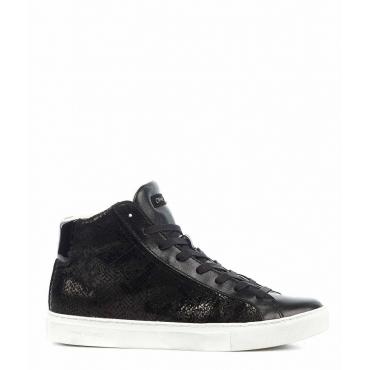 Sneaker High Top Essential nero