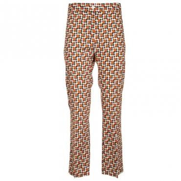 Pantalone in cotone elasticizzato Altea 58