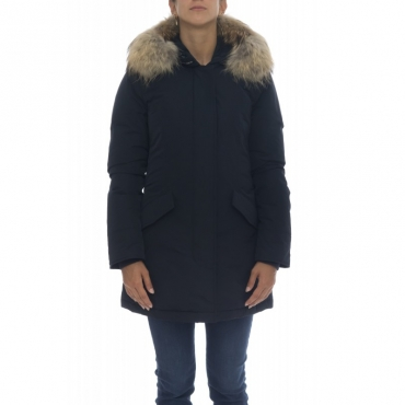 Parka Donna - WWOU0296 fr luxury artic parka fr 324 - Blu navy