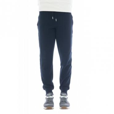 Pantalone uomo - F40133 pantalone nido dape heritage 07 - Navy