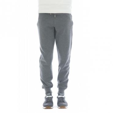 Pantalone uomo - F40133 pantalone nido dape heritage 34 - grigio