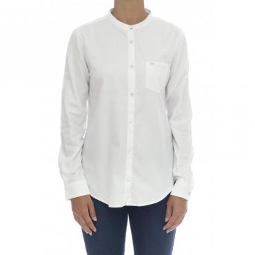 Camicia donna - S40202 camicia 01 - Bianco