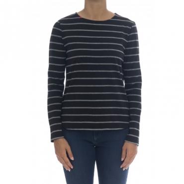 T-shirt - T40213 t-shirt rigata 1134