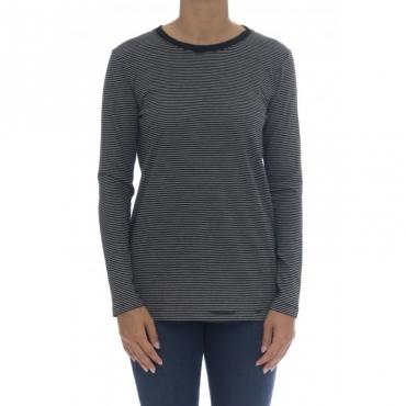 T-shirt - T40204 1131 - Grigia
