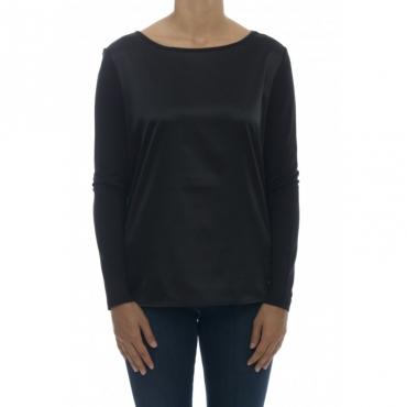 T-shirt donna - Endage 0016 - Nero