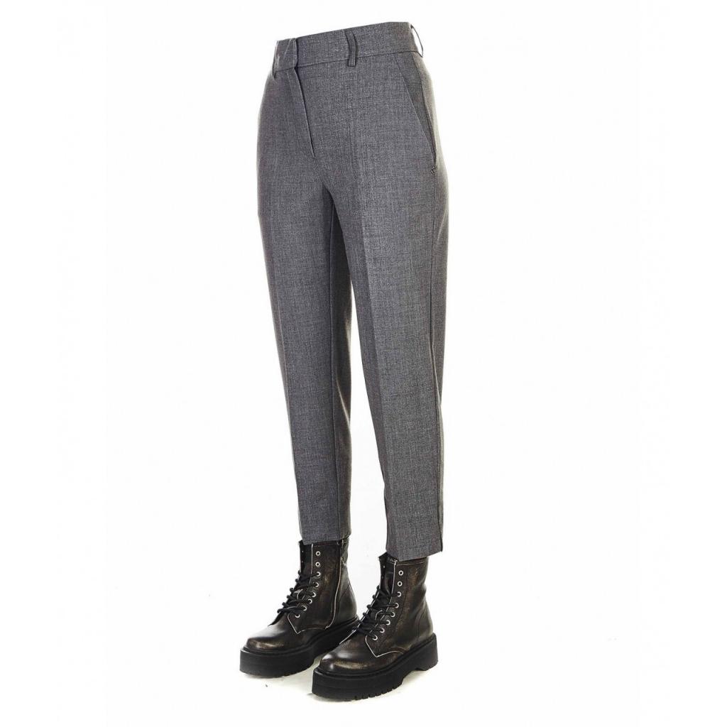 Pantalone elegante grigio
