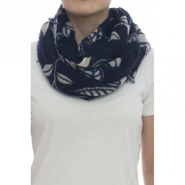 Sciarpa - Ortensia 7203 70 x 180  100 wool