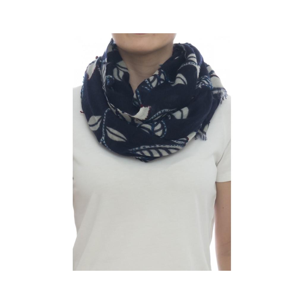Sciarpa - Ortensia 7203 70 x 180  00 wool