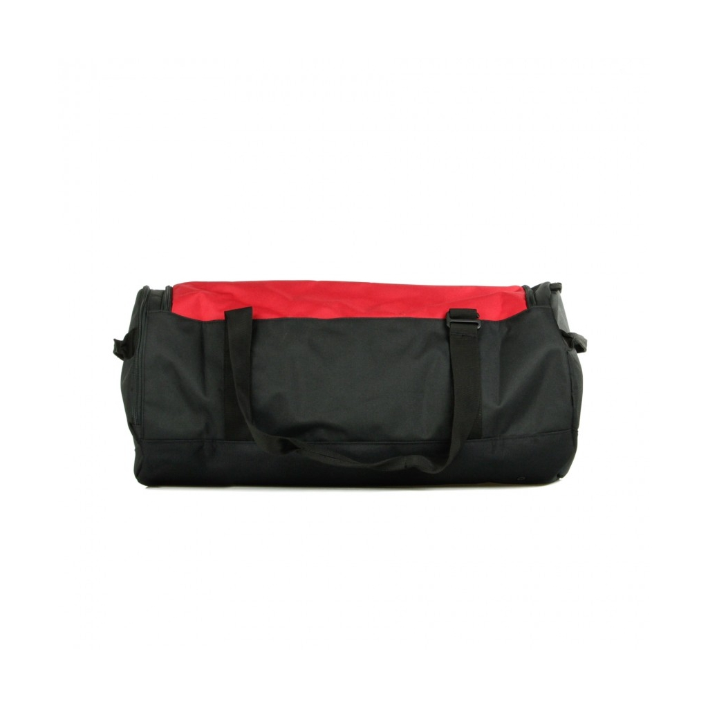 BORSONE SUTTON CARRYALL BLACK/RED/BACHELOR BUTTON