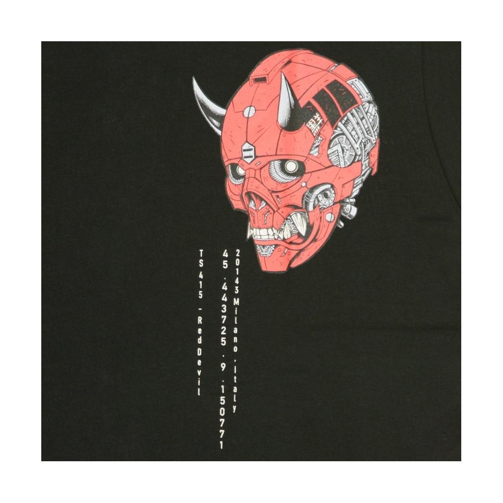 MAGLIETTA RED DEVIL BLACK