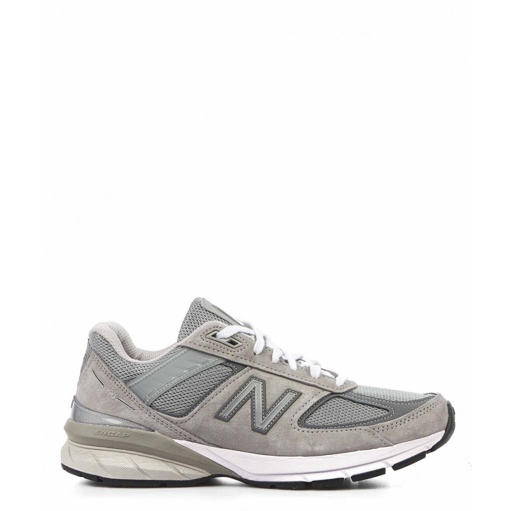 Sneaker 990 Running Course grigio chiaro