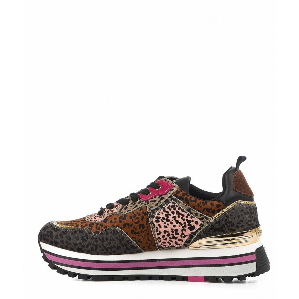 Sneaker Wonder Maxi multicolore