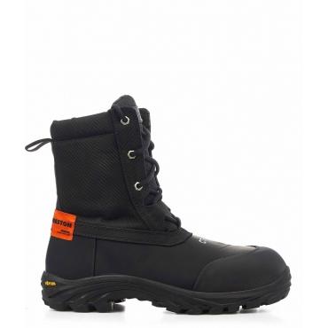 Combat boots nero
