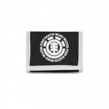 PORTAFOGLI ELEMENTAL WALLET PACK BLACK/WHITE