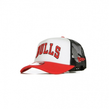 CAPPELLINO VISIERA CURVA NBA TEAM TRUCKER COLOUR BLOCK A-FRAME CHIBUL ORIGINAL TEAM COLORS