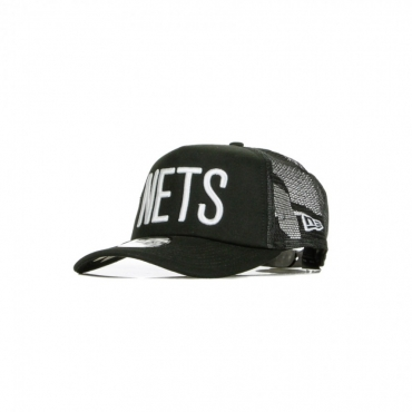 CAPPELLINO VISIERA CURVA NBA TEAM TRUCKER COLOUR BLOCK A-FRAME BRONET ORIGINAL TEAM COLORS