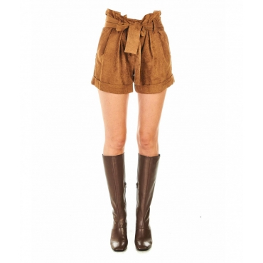 Shorts Tyulen marrone