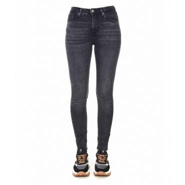 Skinny Jeans grigio
