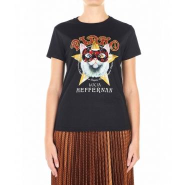 T-shirt Mercoledi nero