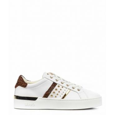 Sneaker Silvia bianco