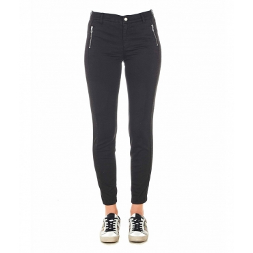 Pantaloni Frida nero