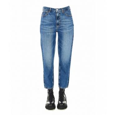 Boyfriend Jeans blu