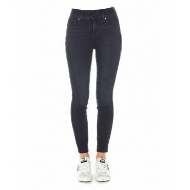 Jeans Bi Stretch nero