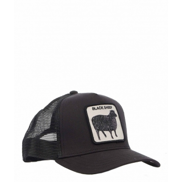 Baseball Cap Black Sheep nero