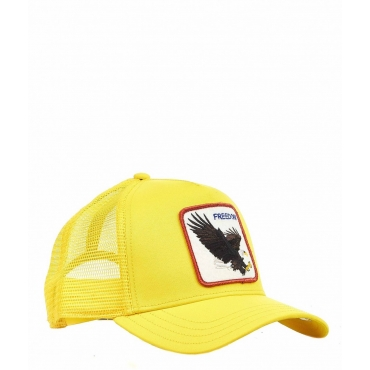Baseball Cap Freedom giallo