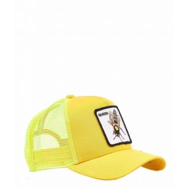Baseball Cap Queen giallo