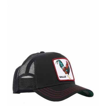 Baseball Cap Gallo nero