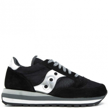 Sneakers Jazz Triple Black/Silver 11BLACK/SILV