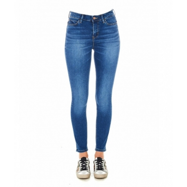 Skinny Jeans blu