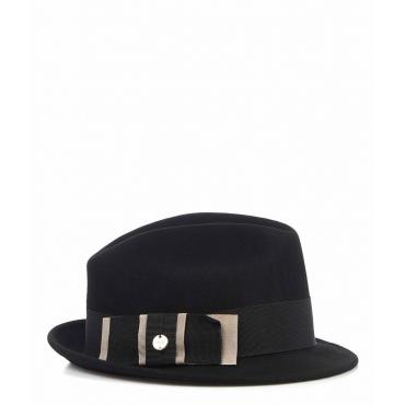 Cappello feltro nero