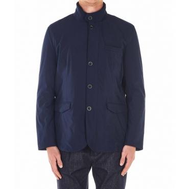 Cappotto Chamonix blu scuro
