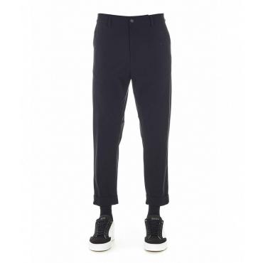 Pantaloni Dominik nero