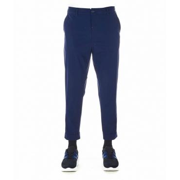 Pantaloni Dominik blu scuro