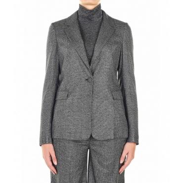Blazer Luxury grigio