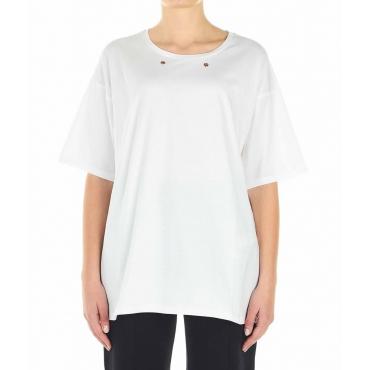 Oversize T-shirt bianco