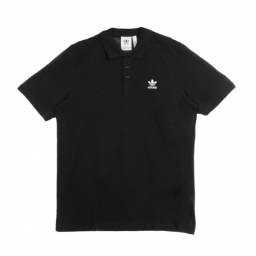 POLO MANICA CORTA ESSENTIAL POLO BLACK