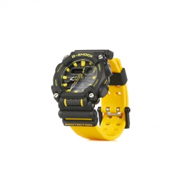 OROLOGIO G-SHOCK BLACK/YELLOW
