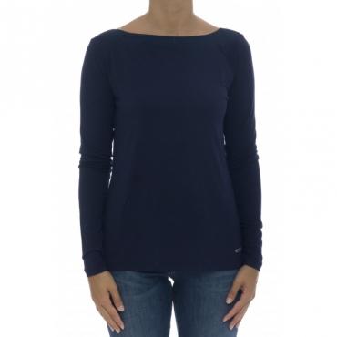 T-shirt donna - Tablas 72274 - Blu