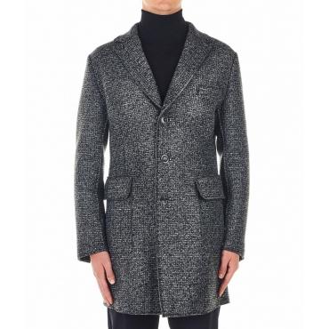 Cappotto Henry grigio
