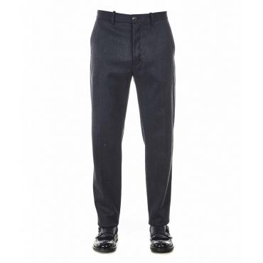 Pantalone elegante Nikolas grigio
