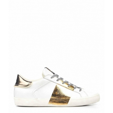 Sneakers Distressed bianco