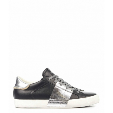 Sneakers Distressed nero