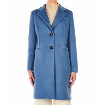 Cappotto azzurro
