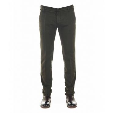 Pantaloni Chino verde